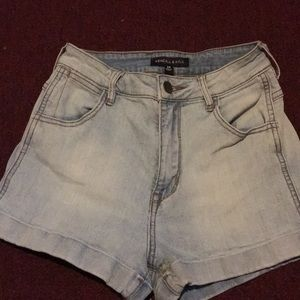 Pacsun-Kendall and Kylie shorts